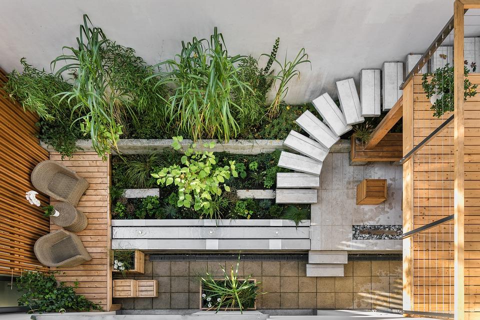 Comment aménager un jardin contemporain ? | Ligne jardin